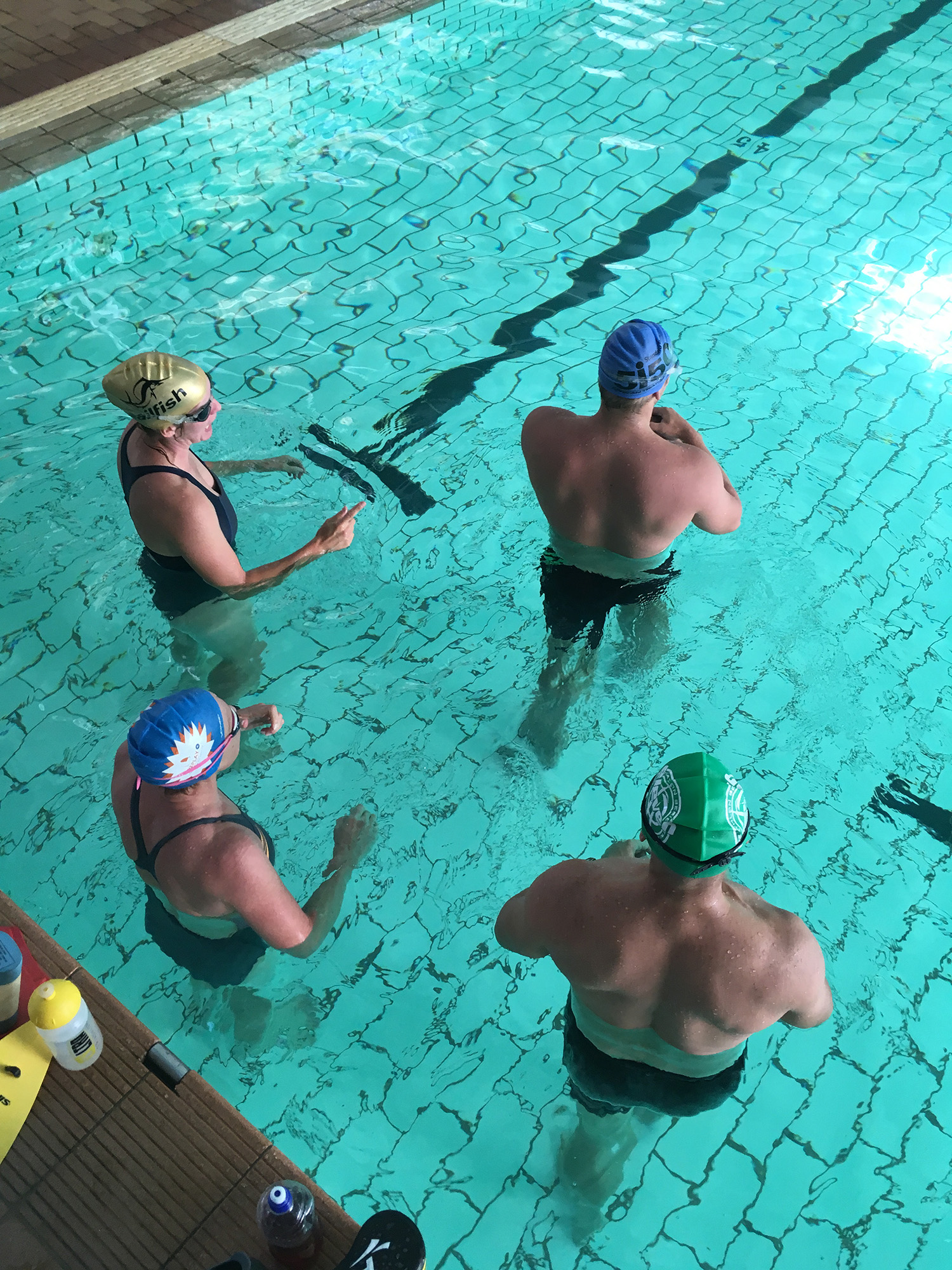 Open Water Skills Clinics Swimming Teaching Amp Coaching